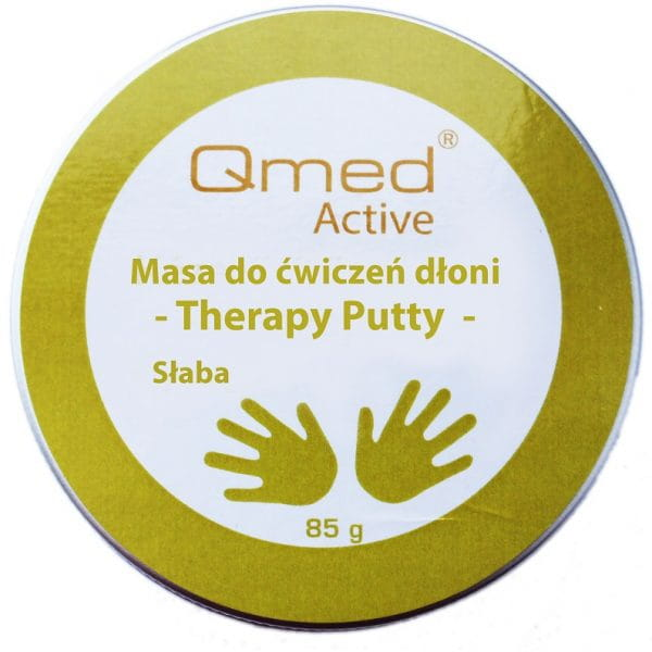 Qmed Therapy Putty – słaba